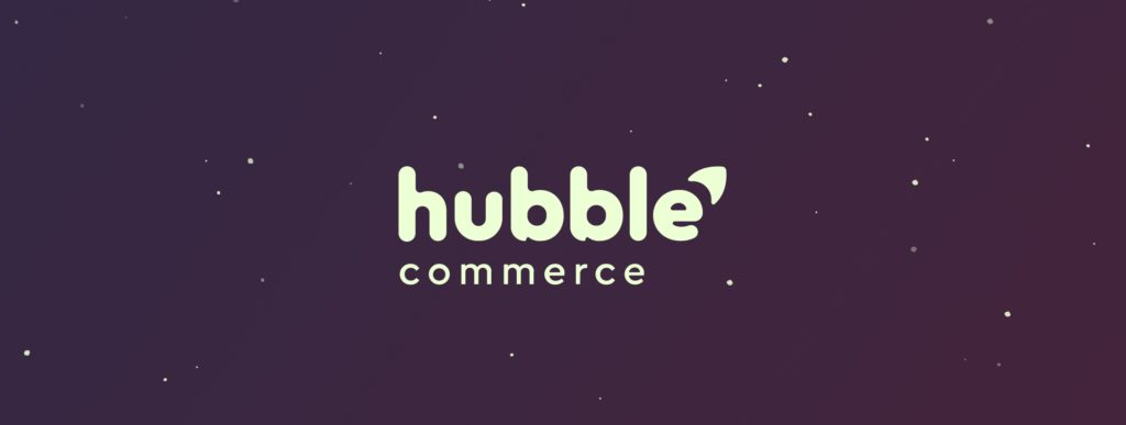 Progressive Web App (PWA) hubble commerce